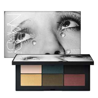 Nars Glass tears eyeshadow palette