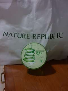 Original Nature Republic, hand carry from Korea