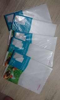 金得利 透明 Clear Folder A4 50個