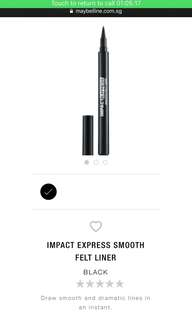 Maybelline Impact Express Felt Liner