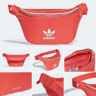 ORIGINAL ADIDAS WAIST BAG TRACE SCARLET (see real picture # 2)