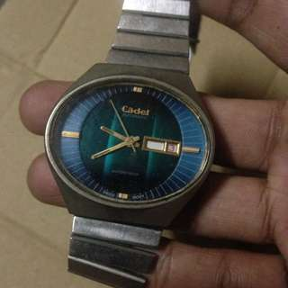 Vintage cadet watch