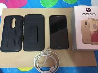 Motorola moto m 4gb ram 32gb rom