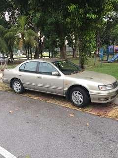 Nissan cefiro 1997