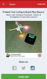 Hubsan Drone h5001s