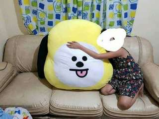 Unofficial BT21 Plushies (40 inches)