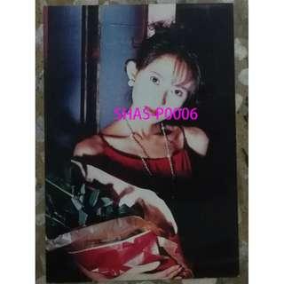 【尋寶鋪】日本女星 曾出演無家可歸的小孩 榎本加奈子 珍藏照片 1張3元