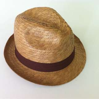 SKU#L00556	Sydney Hat, Brown, M