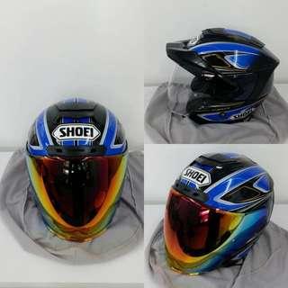 Shoei JForce 4 Briller Blue