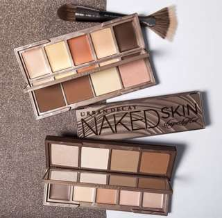 100% BRAND NEW ORI URBAN DECAY NAKED SKIN SHAPESHIFTER LIGHT TO MEDIUM