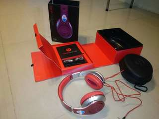 Beats by dr. Dre stuido (wired)