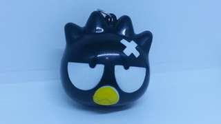Vintage 3D Badt Badtz Badte Maru Penguin Keychain Keyring Bag Charm