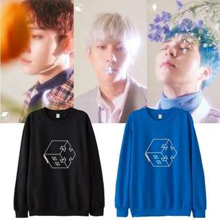 EXO CBX Blooming Days Pullover