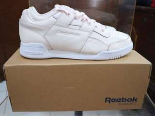 Reebok Work Out Low Classic Pale Pink