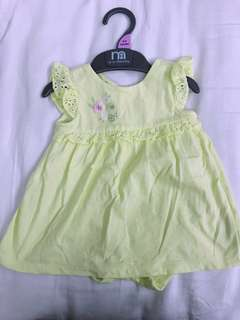 Baby Girl Dress(Mothercare)