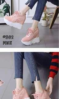 NEW!!!  Sepatu Wedges korea #302