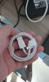 iPhone 充電線