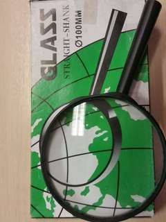 Magnify /Straight shank Glass