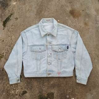 Vintage Trucker Guess jeans Jacket