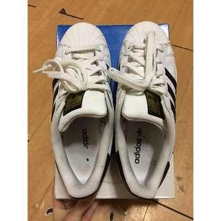 adidas牌子女裝鞋,37碼,8成新,$350