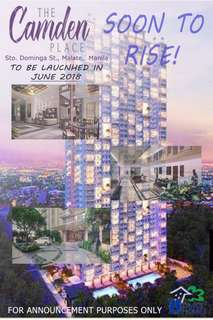 Condo in Malate by DMCI Homes