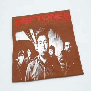 DEFTONES; LIVE IN KUALA LUMPUR 2011