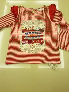 Mothercare shirt new with tag!