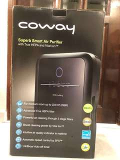 COWAY Air Purifier AP-1012GH HEPA Filter