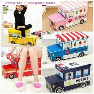 Storage Box / Penyimpanan Mainan