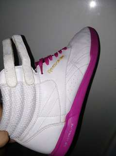 REEBOK High Cut Shoes 3D Ultralite