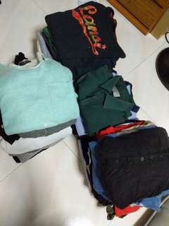 More Than 50 Pcs of Preowned Clothes