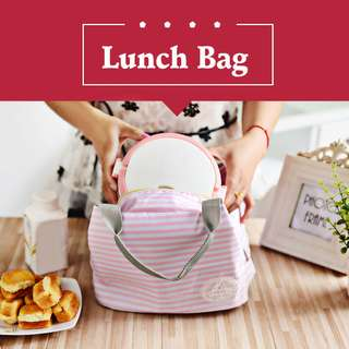 CONVENIENT MULTI-FUNCTIONAL INSULATION BOTTLE PRESERVATION BENTO LUNCH BAG