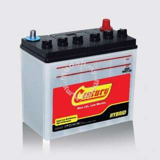 Car battery bateri kereta delivery 24hours