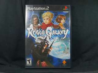 PS2 Rogue Galaxy (Used Game)