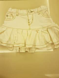 Mothercare jeans skirt