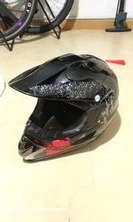 Full Face Helmet Motorcross