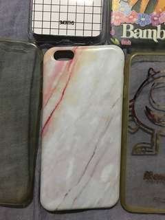 iPhone6 soft case x 2