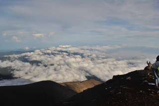 Pakej Hiking Gunung Kerinchi dan Danau Tujuh