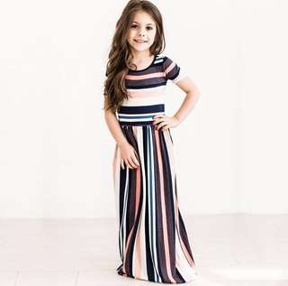 Girls pleated dress (Pls read description)