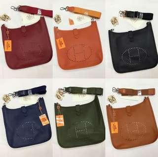 Hermes Evelyn Sling Bag