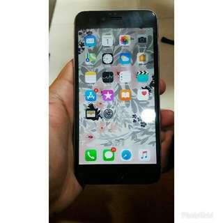 Iphone 6 plus  128gb FU