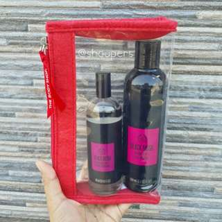 Black Musk Gift Set Pouch The Body Shop