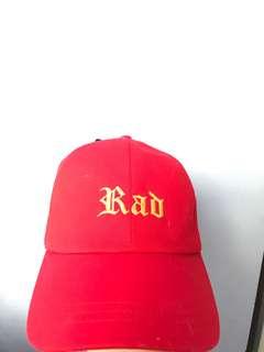 """Rad"" FX21 hat"