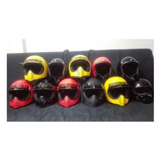 Helmet moto3