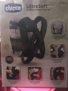 Chicco Baby Carrier ( Black - new )