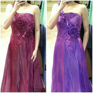 Longdress pesta