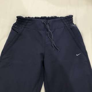 authentic nike 3/4 trackpants