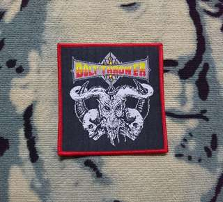 Patches BOLT THROWER