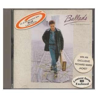 Richard Marx: <Ballads> 1994 CD