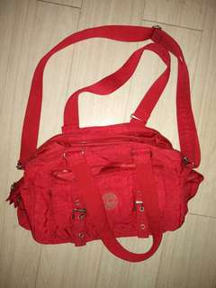 Cose bag with sling